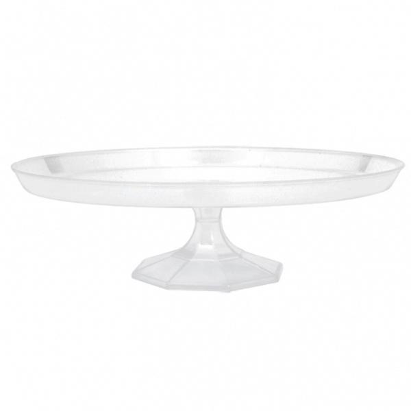 Stand para Tartas Transparente 24 cm
