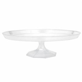 Stand para tartas Transparente 33cm