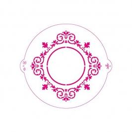 Stencil para Tartas Marco