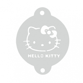 Stencil Hello Kitty