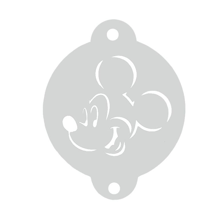 Stencil Ratón Mickey Modelo 1