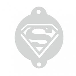 Stencil Superman