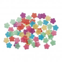 Mini Flores de Oblea para Tartas 500 ud