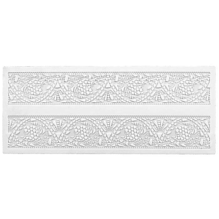 Tapete para glasa elástica Art Nouveau