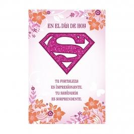 Tarjeta de Felicitación Día de la Madre Modelo 1