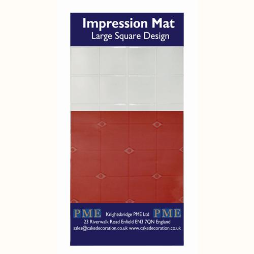 Texturizador cuadrados grandes PME