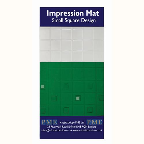 Texturizador cuadrados pequeños PME