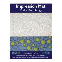 Texturizador PME Polka dots