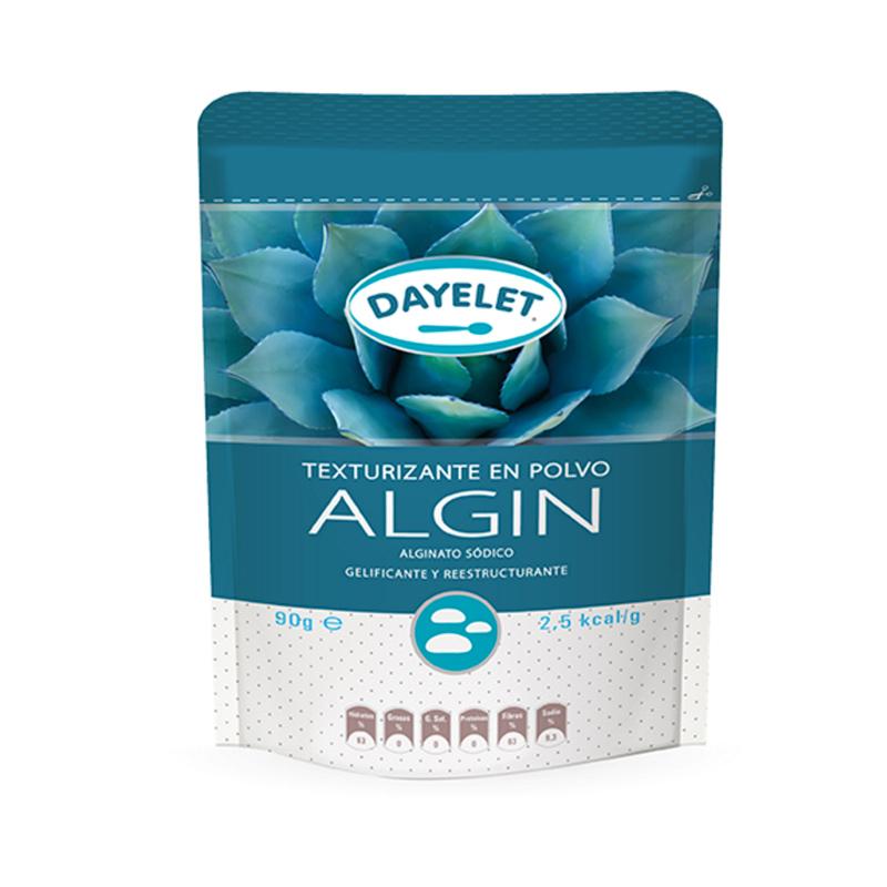 Texturizante en polvo Alginato