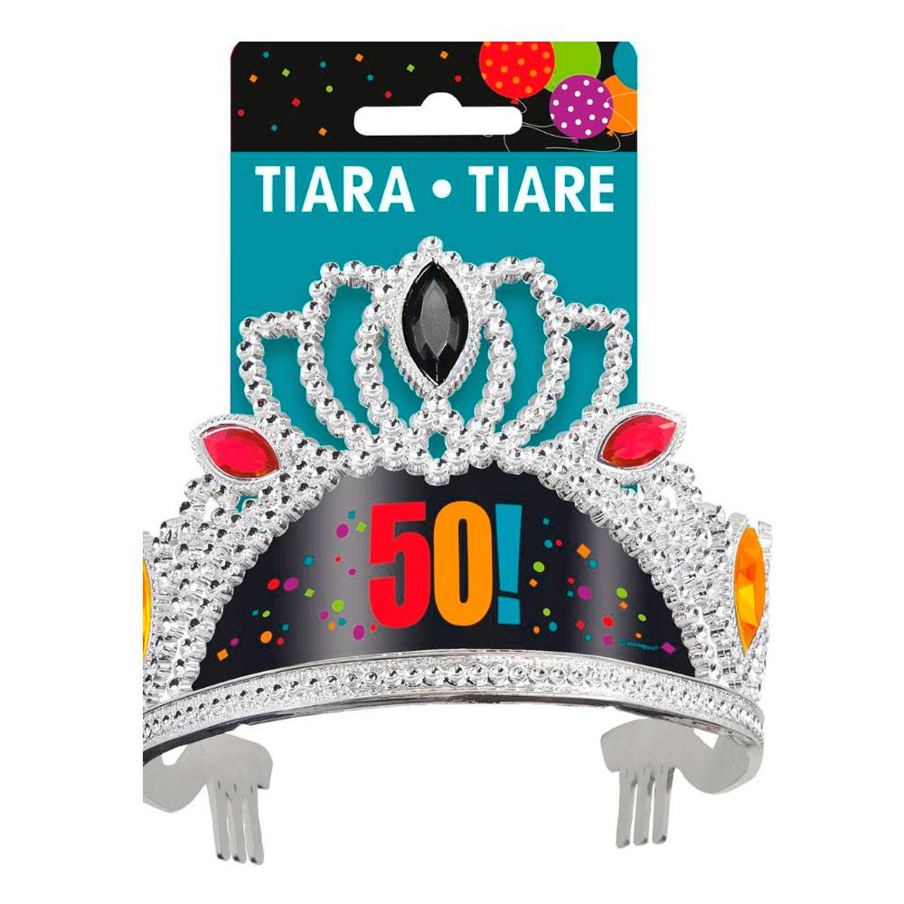 Tiara Cabeza 50años