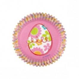 Cápsulas para cupcakes Huevo de pascua