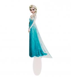 Topper para tartas Elsa Frozen