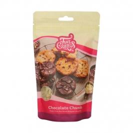 Chocolate Blanco en Trozos Especial Horneado 350 gr