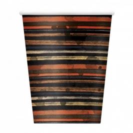 Vasos de Papel Luna Llena 8 ud