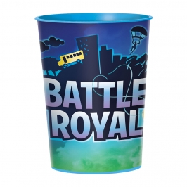 Vaso de Plástico Duro Battle Royal