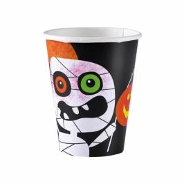 Vasos Momia Halloween