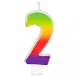 Vela Rainbow Nº 2 Wilton