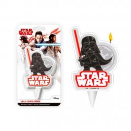 Vela Darth Vader Star Wars 2D
