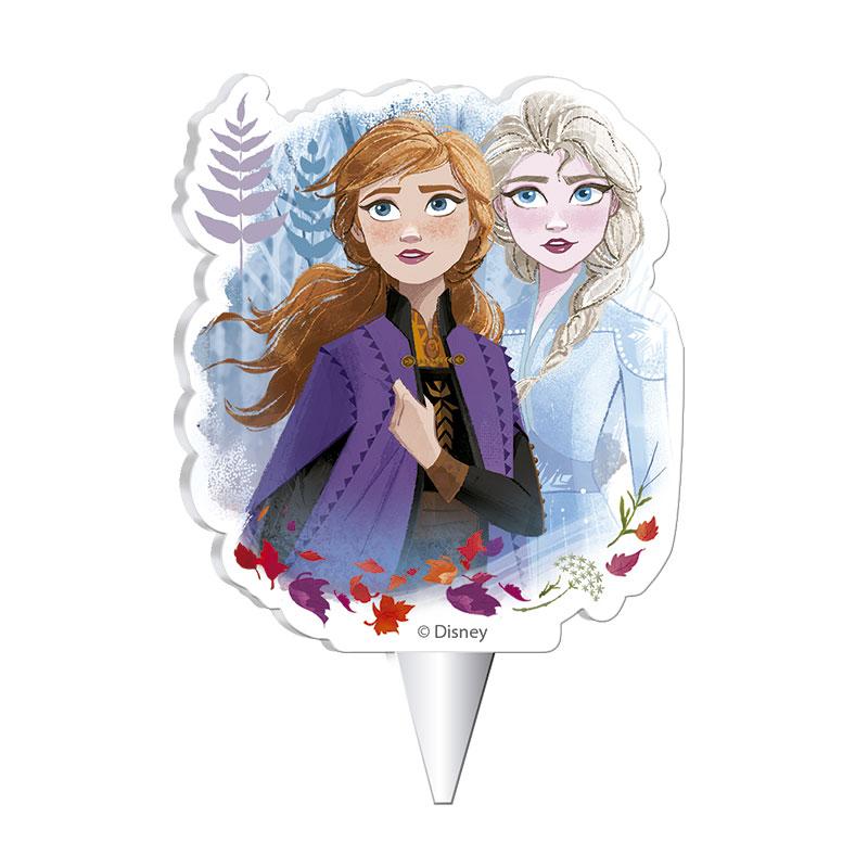 Vela de Cumpleaños Frozen 2