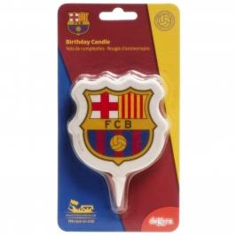 Vela escudo F. C. Barcelona
