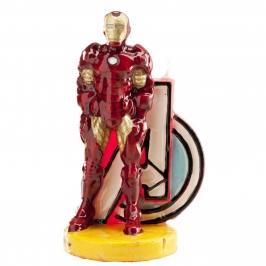 Vela Iron Man 8,5 cm
