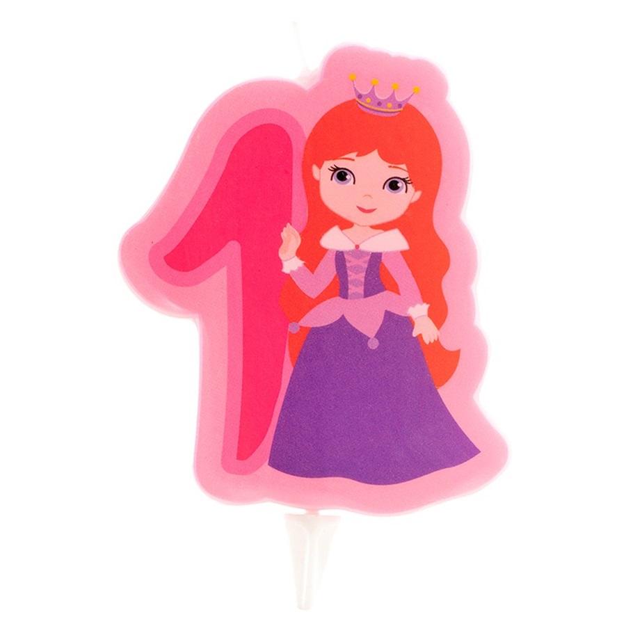 Vela Princesa Nº1