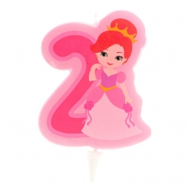 Vela Princesa Nº2