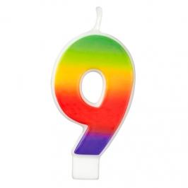 Vela Rainbow Nº 9 Wilton