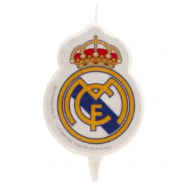 Vela escudo Real Madrid