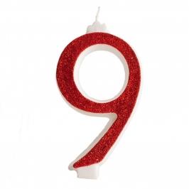 Vela Roja Nº9