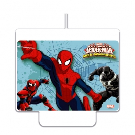 Vela Ultimate Spiderman 2D