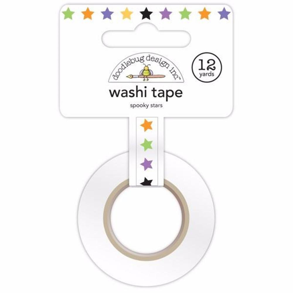 Washi Tape Estrellas Multicolor