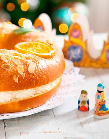Figuras para el Roscón de Reyes