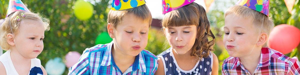 Cumpleaños y Fiestas Temáticas