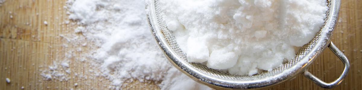 Icing Sugar y Azúcares