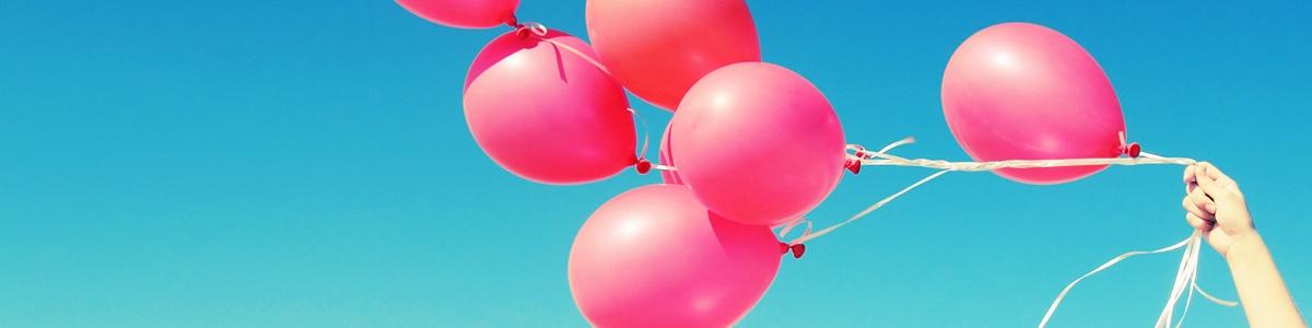 Bombonas de helio desechables