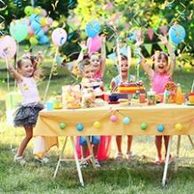 Cumpleaños Niñas y Niños