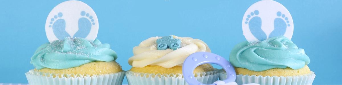 Sprinkles y Decoraciones de Azúcar Baby Shower