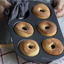 Molde para donuts
