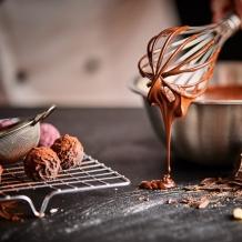 Utensilios para Chocolate