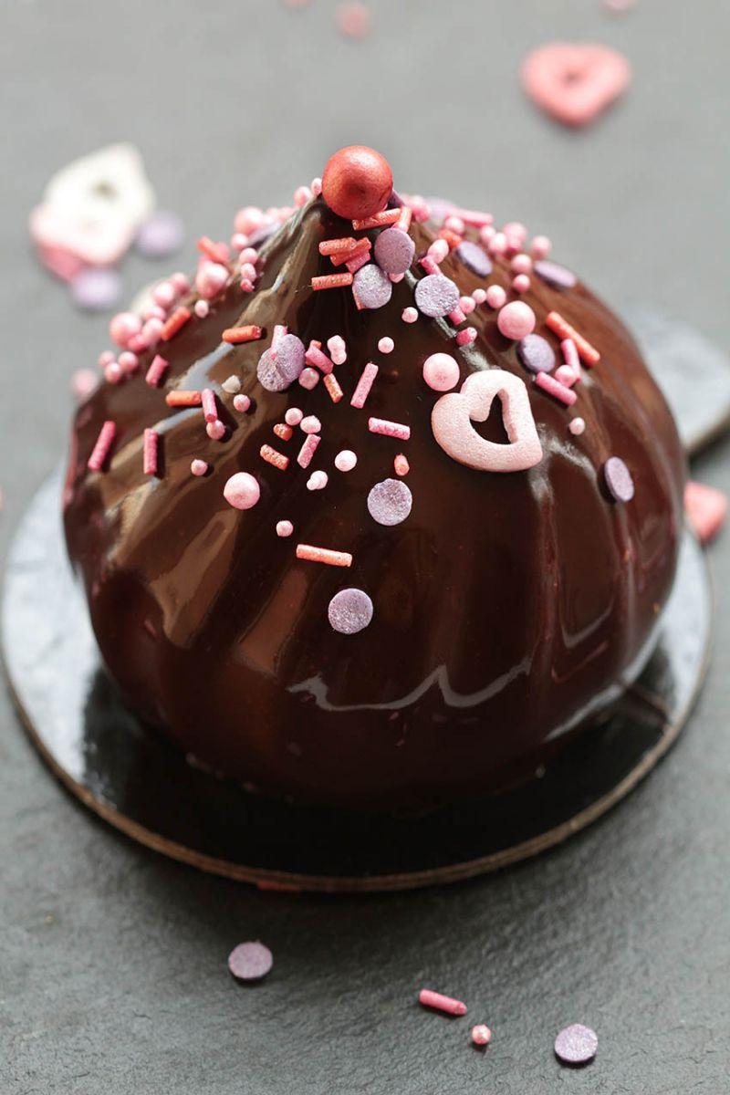 Mousse de Chocolate y Mascarpone