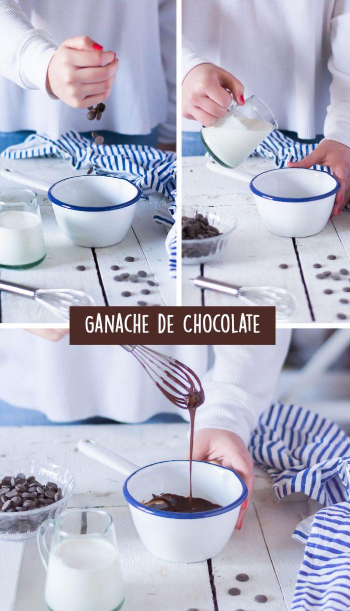 Ganache De Chocolate Receta Consejos Trucos My Karamelli