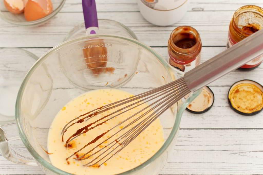 receta de flan de galleta maria