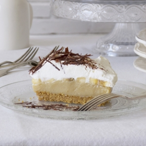 Receta Tarta Banoffee o Banoffee Pie