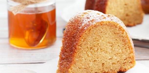 Bizcocho de miel y canela, el más delicioso que has probado