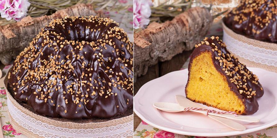 ▷ Bizcocho de Naranja y Chocolate - Blog My Karamelli baf04e4a442