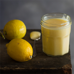 Lemon Curd o Crema de Limón