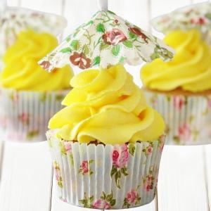 Cupcakes de rica piña colada ¡No los dejes escapar!