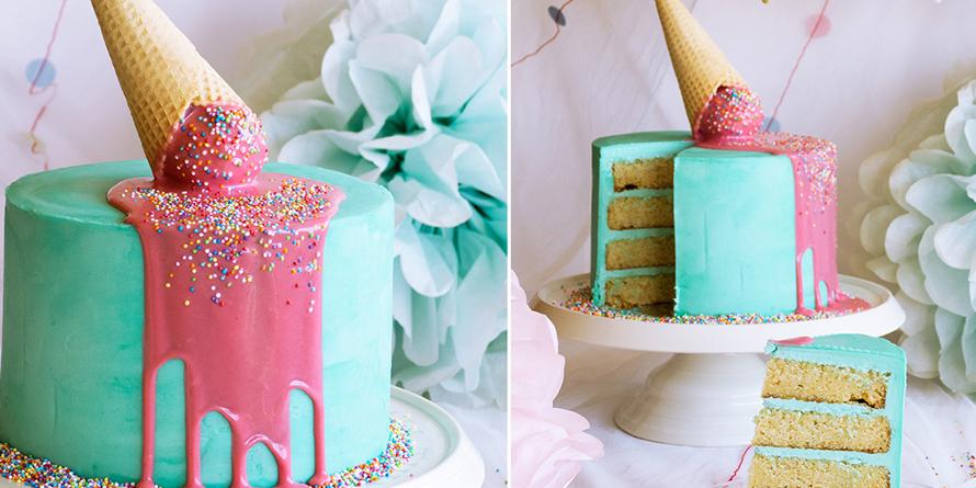 Drip Cake Una Tarta De Lo Más Espectacular