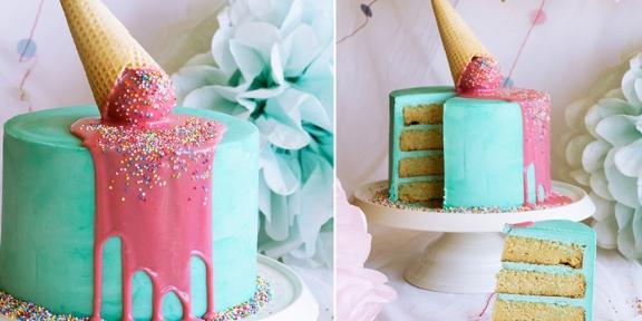 Drip cake: una tarta de lo más espectacular